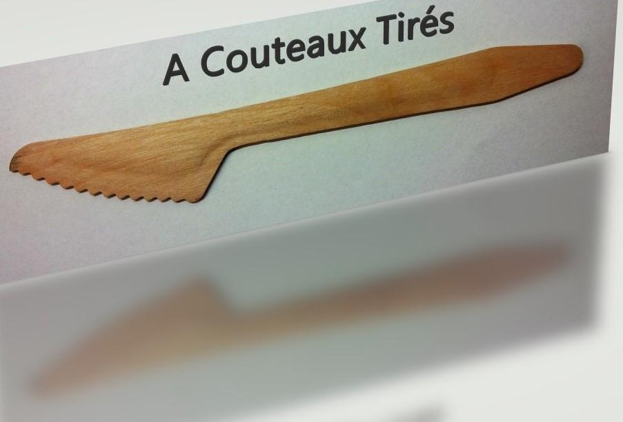 A Couteaux Tirés